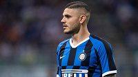 Útočník Mauro Icardi zažaloval Inter Milán za diskriminaci.