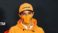 Pilot formule 1 Lando Norris založil vlastní esportový tým. Archivní foto