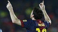 Messi má mezi ostatním hráči jen úzkou konkurenci, má-li ji vůbec...