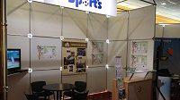 Stánek I.S.C. Sports na veletrhu Money Expo 2012