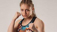 Sandra Mašková. Kicboxerka, která nehlédla už i do MMA. A vítězně.