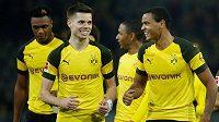 Fotbalisté Dortmundu se dočkali výhry po třech remízách