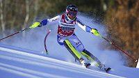 První kolo slalomu SP v rakouském Lienzu ovládla Švédka Frida Hansdotterová (na snímku).