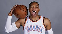 Basketbalista Russell Westbrook.