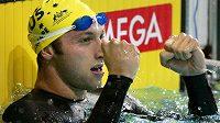 Australský plavec Ian Thorpe v dobách své největší slávy.