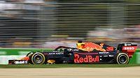 Pilot Red Bullu Max Verstappen v Melbourne.