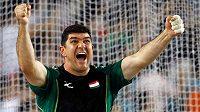 Olympijský vítěz v hodu kladivem Dilšod Nazarov dostal dvouletý trest za doping.