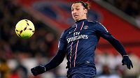Zlatan Ibrahimovič chce potvrdit roli tahouna PSG i v jarních zápasech Ligy mistrů.