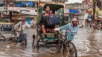 Když je indickému státu nejhůře, vzpomene si na běžce. (ilustrační foto)