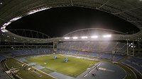 Stadión Joao Havelange v Rio de Janeiru.
