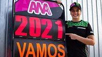 Bývalá účastnice mistrovství světa v závodech silničních motocyklů a předloňská šampionka třídy supersport 300 Ana Carrascová se zotavuje ze zlomenin sedmi obratlů, které utrpěla při havárii při testování v Estorilu.