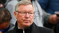 Sir Alex Ferguson, legendární kouč Manchesteru United