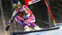 Norský lyžař Kjetil Jansrud (na snímku) vyhrál superobří slalom ve Val Gardeně.
