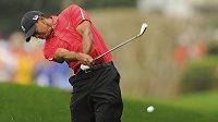 Tiger Woods na turnaji v Orlandu.