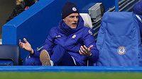 Manažer fotbalové Chelsea Thomas Tuchel.