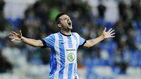 Michal Ďuriš dal proti Brnu dva mladoboleslavské góly.