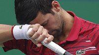 Srbský tenista Novak Djokovič přijde příští měsíc o o pozici světové tenisové jedničky.