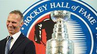 Dominik Hašek byl uveden do Síně slávy NHL