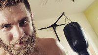 Jiří Denisa Procházka, špička českého MMA, který se prosadil v Japonsku.