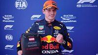 Neměl konkurenci. Nizozemský jezdec Max Verstappen vyhrál kvalifikaci na Velkou cenu Štýrska formule 1.