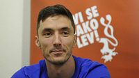 Český basketbalista Jiří Welsch se rozloučil s reprezentací.