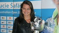 Česká tenistka Lucie Šafářová si letos Australian Open nezahraje.