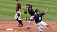 Čeští baseballisté prohráli na turnaji Super6 s Německem.