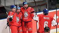 Česká radost. Národní tým vyhrál Švédské hokejové hry po 25 letech.