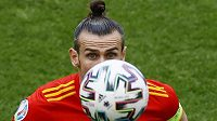 Opora reprezentace Walesu Gareth Bale hýřil během osmifinále EURO aktivitou.