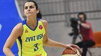Hráčka USK Leticia Romerová.