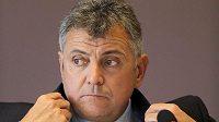 Bývalý šéf uruguayského fotbalu a někdejší člen rady mezinárodní federace Wilmar Valdez.