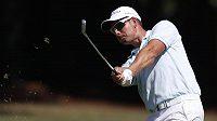 Švédský golfista Henrik Stenson se drží na čele Tour Championship v Atlantě.