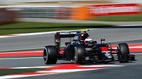 Britský pilot Jenson Button