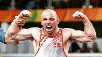 Mark O. Madsen, uspěje při premiéře v UFC?