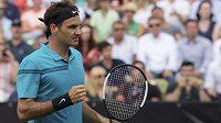 Švýcarský legendární tenista Roger Federer se vrátí na pozici světové jedničky.