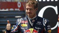 Sebastian Vettel si věří.