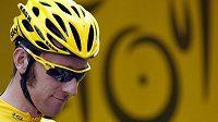 Britský cyklista Bradley Wiggins