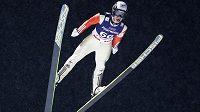 Skokan na lyžích Roman Koudelka skončil v pátečním závodu Světového poháru ve Willingenu šestý.