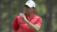 Golfista Rory McIlroy na letošním US Open.