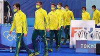 Australští pozemní hokejisté opustili areál olympijské vesnice