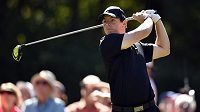 Americký golfista Rory McIlroy na patnácté jamce turnaje na Floridě