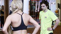 Filip Peřinka, běžec, triatlonista a trenér Jatomi Fitness