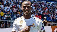 Čerstvá posila Realu Madrid Ferland Mendy.