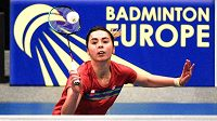 Čeští badmintonisté si na ME družstev nezahrají. Nepomohly ani čtyři výhry Terezy Švábíkové.