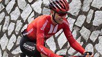 Australský cyklista Chris Hamilton se zranil a přijde o start na etapovém závodu Tour Down Under.