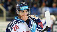 Kanadský hokejista Samson Mahbod ve Vítkovicích skončil.