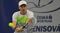 Tomáš Berdych pomohl týmu TK Agrofert Prostějov k vítězství v tenisové extralize.