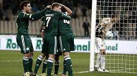 Fotbalový klub Panathinaikos řeší velké finanční problémy.