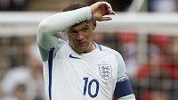 Kapitán anglické fotbalové reprezentace Wayne Rooney neprožívá zrovna nejlepší období.
