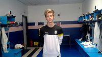 Nová posila Juventusu Roman Macek
